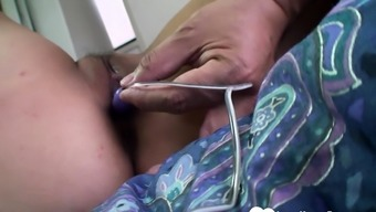 Busty brunette Asian gets shagged without mercy