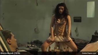 Olga karlatos frontal nude &amp naughty movie scenes
