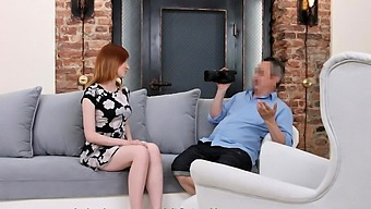 This tricky porn agent is so good at his job he can bring