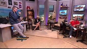 Charissa Thompson (Fox Sports)