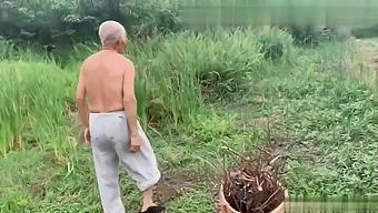 Female ghost tempts 70 year old farmer
