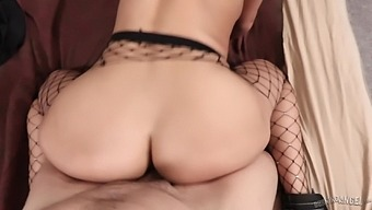 What an ass on Carmen Caliente and that girl loves mish fuck and cumshots