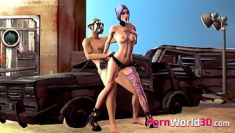 Collection of The Best Whores from Video Games
