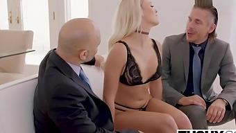 TUSHY Alexis Intense Anal Double Penetration - Alexis Monroe