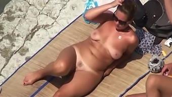 sweet nudist scenes aunt and boyfriend
