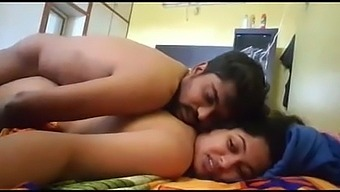 Indian Desi hot young couple