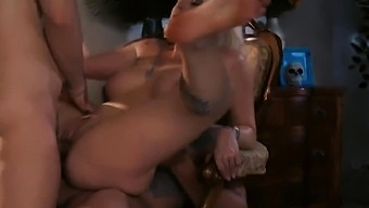 Highquality porn with double penetration