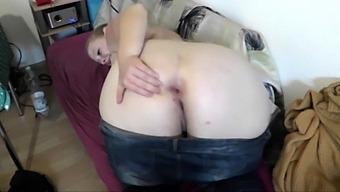 Fette Sau zeigt ihr Arschloch