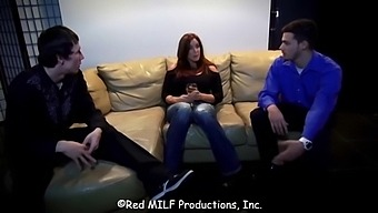 Rachel Steele In Mother And Two Sons Forbidden Family Fantasies