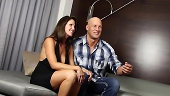 Homemade FFM threesome with wife Taylor Ann and hooker Alura Jenson